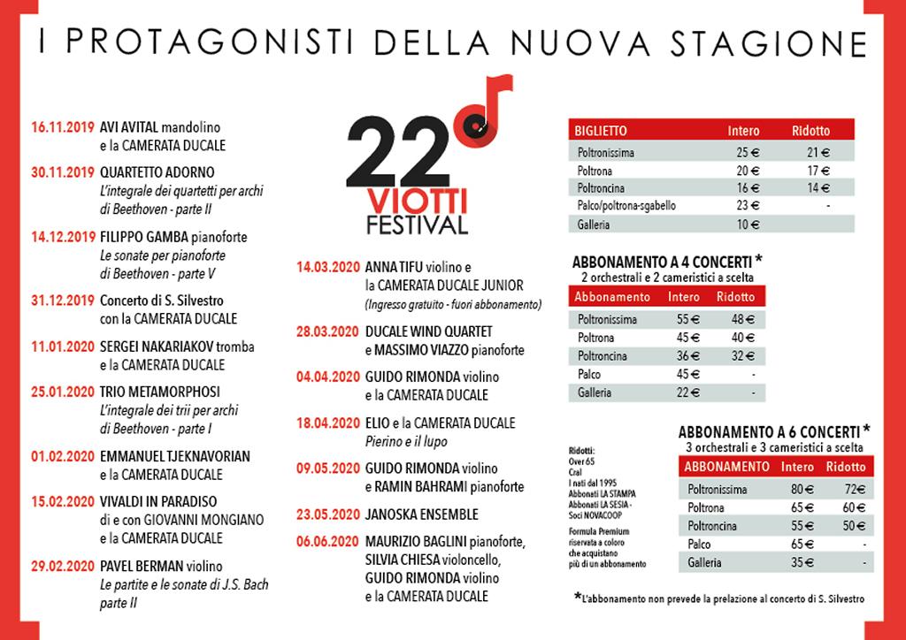 Viotti Festival Home Page